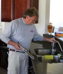 inspect sink1