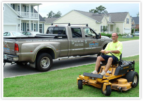 Condo Care Landscaping - Lawn Mowing